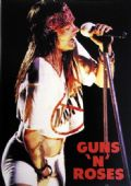 Guns N'Roses - 'Axl on Stage' Sticker